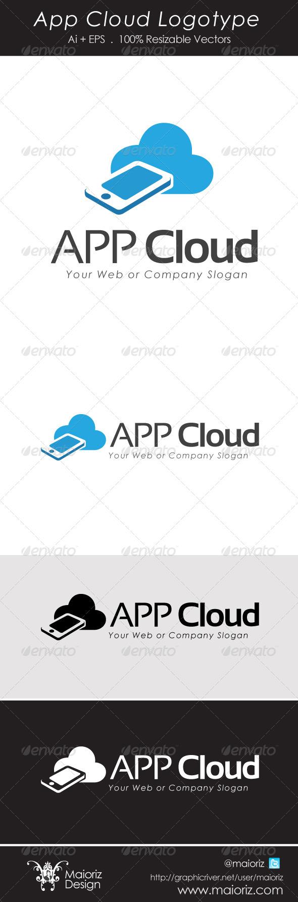 App Cloud Logotype