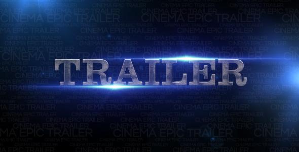 Metal Cinematic Trailer