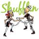 Everyday I'm Shufflin Illustration - GraphicRiver Item for Sale