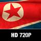 North Korea Flag Loop - VideoHive Item for Sale