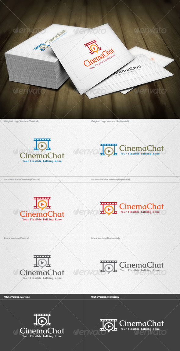 Film Chat Club Logo