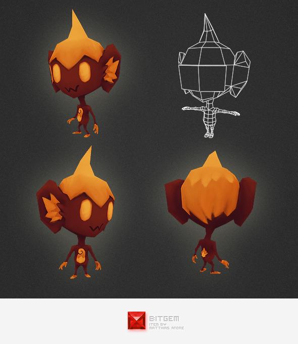 Fire CG Textures & 3D Models from 3DOcean