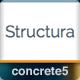 Structura Responsive Multi-Purpose Concrete5 Theme - ThemeForest Item for Sale