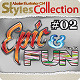 AI Styles Collection #03B: Epic & Fun #02 - GraphicRiver Item for Sale