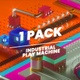Industrial Play Mechine - VideoHive Item for Sale