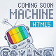 Coming Soon Machine - Animated HTML5 Template - ThemeForest Item for Sale