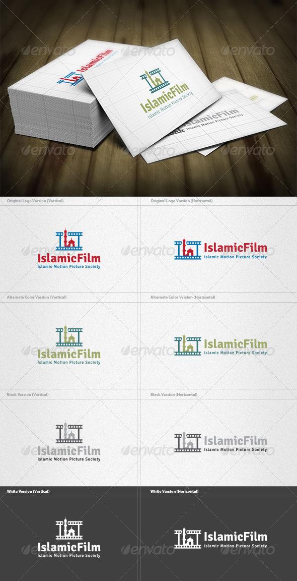 Islamic Film Logo