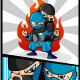 Fighting Ninja - GraphicRiver Item for Sale