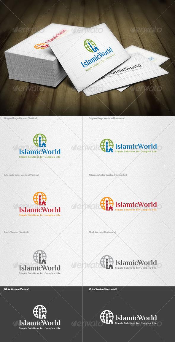 Islamic World Logo