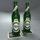 Tuborg Green Beer Bottle - 3DOcean Item for Sale