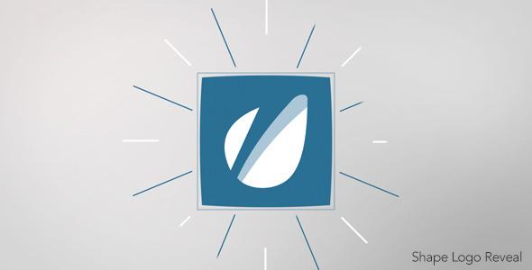 Shape Logo Reveal