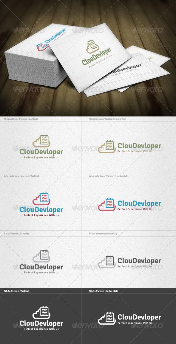 Cloud Developer Logo