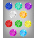 Colorful Jewelry - GraphicRiver Item for Sale