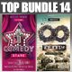 Top Flyer Bundle Vol. 14 - GraphicRiver Item for Sale