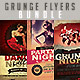 Grunge Style Flyers Bundle - GraphicRiver Item for Sale