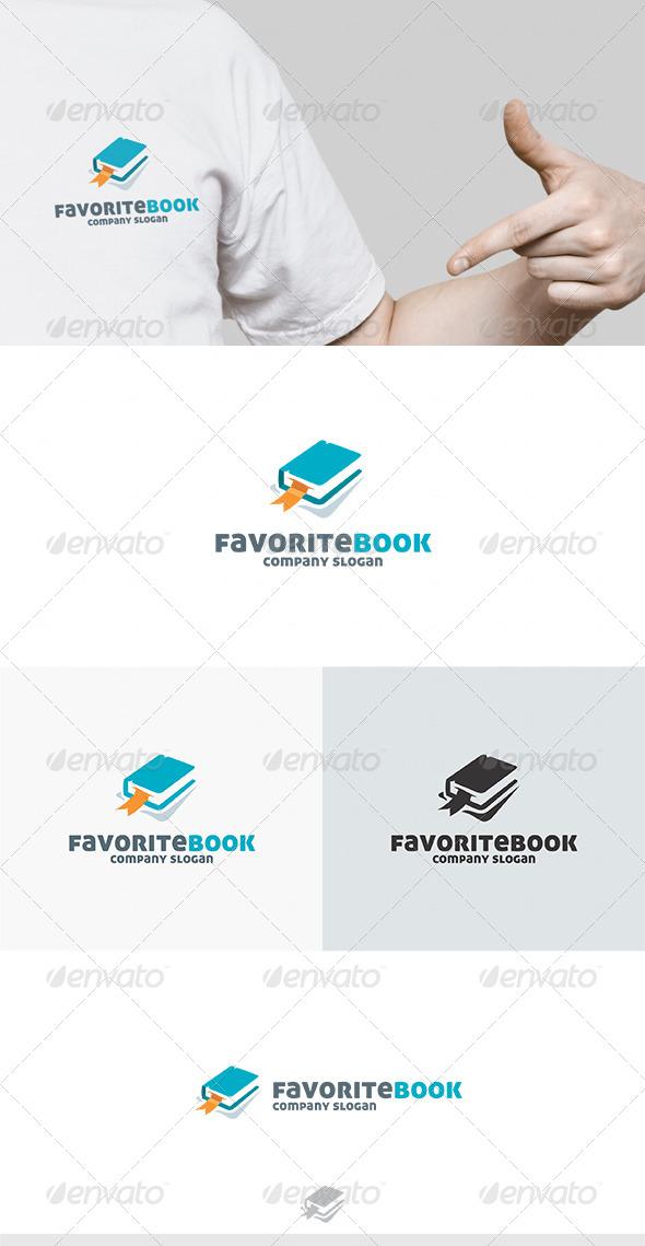 Favorite Book Logo