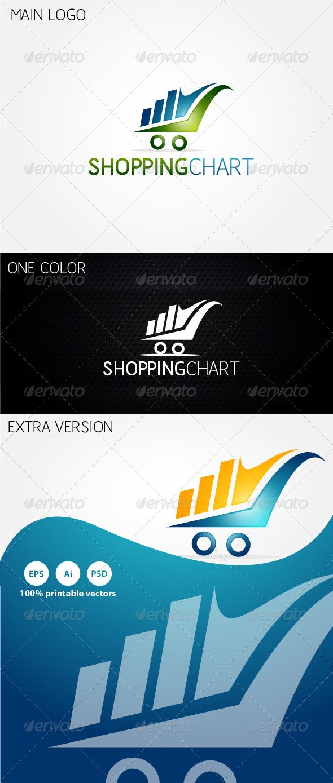 Shopping Chart Logo