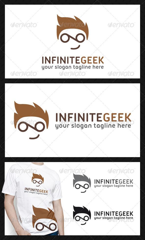 Infinite Geek Logo Template