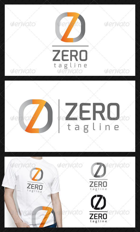 Zero Studio Letter Z Logo Template