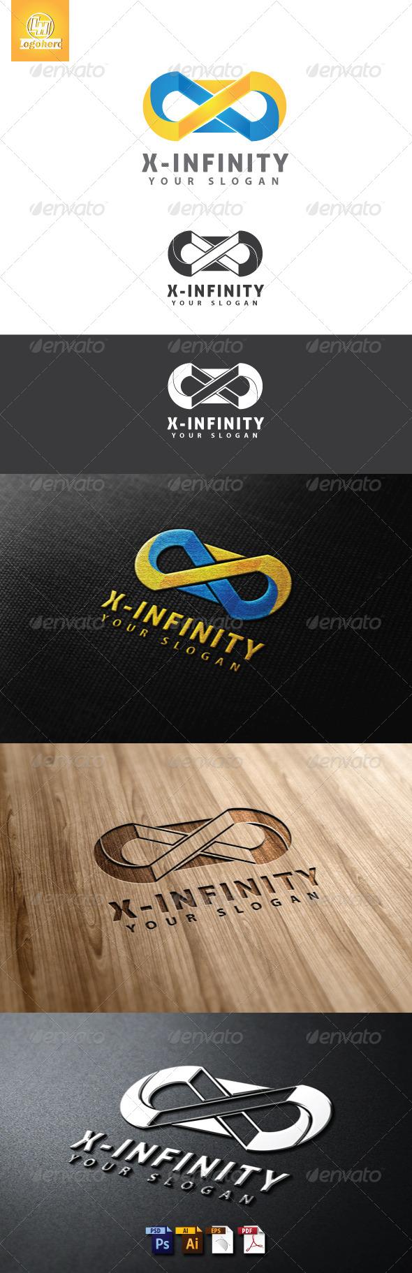 X-Infintiy Logo Template