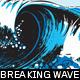 Ocean Surf Breaking Waves - V1 - GraphicRiver Item for Sale
