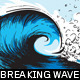 Ocean Surf and Breaking Waves - V2 - GraphicRiver Item for Sale