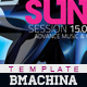 Poster Template - Cold Sun Set - GraphicRiver Item for Sale