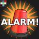 Subtle Alarm Loop