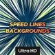 Speed Lines Backgrounds - VideoHive Item for Sale