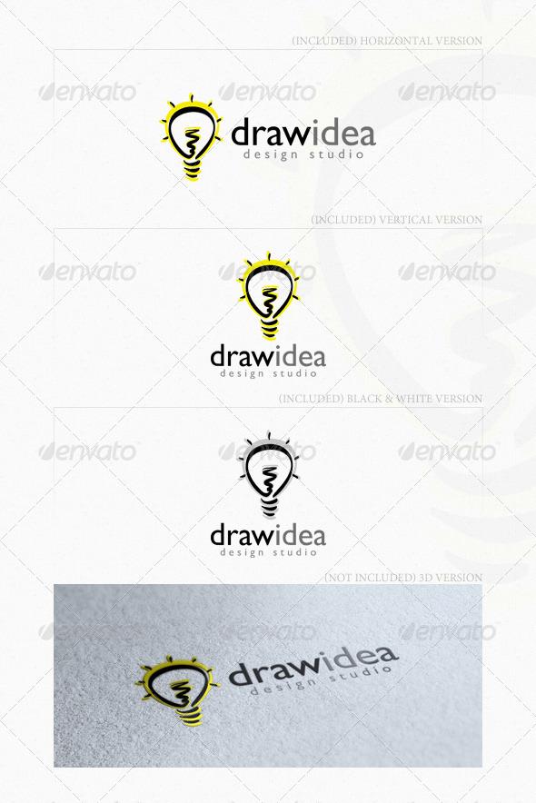 Draw Idea Logo