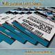 Photorealistic Ticket Mock-Ups - GraphicRiver Item for Sale
