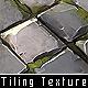 Grassy Stone Road Tile 01 - 3DOcean Item for Sale
