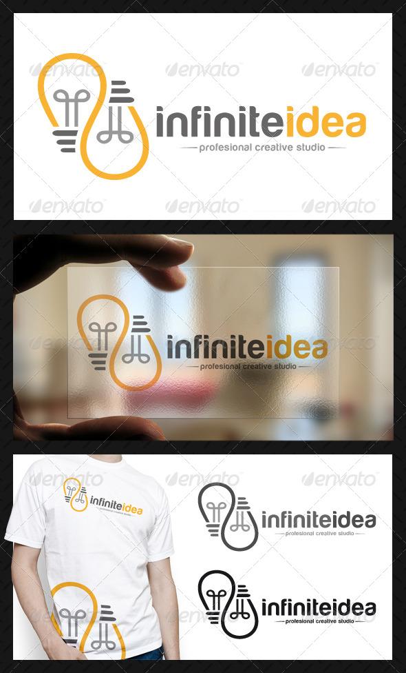 Infinite Idea Logo Template