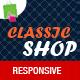 ClassicShop Responsive PrestaShop Theme - ThemeForest Item for Sale