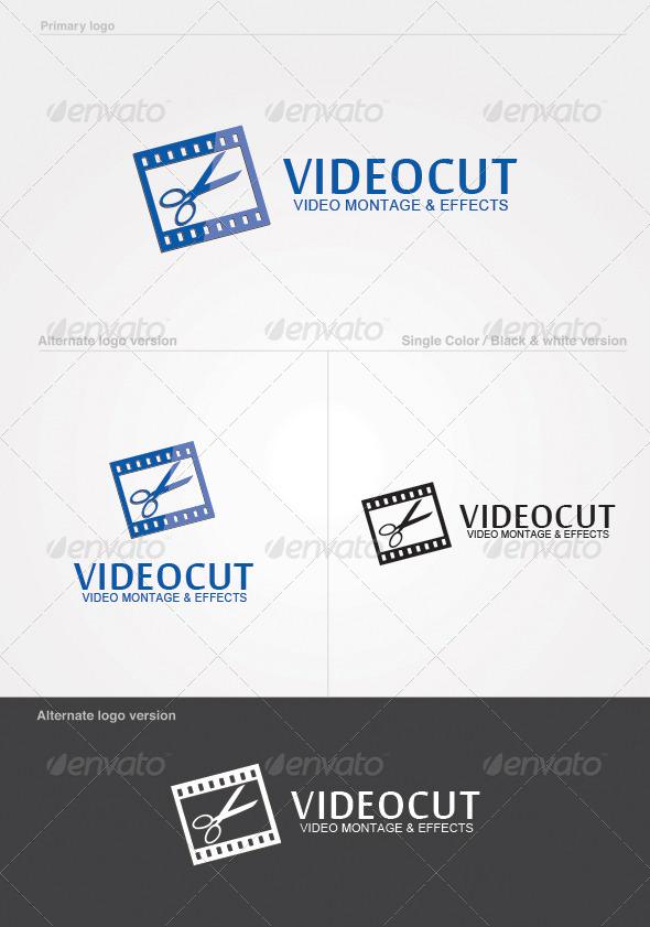 Videocut Logo Template