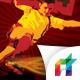 Futsal Tournament Flyer - GraphicRiver Item for Sale