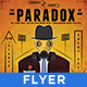 Paradox-Urban Arts Party Flyer/Poster - GraphicRiver Item for Sale