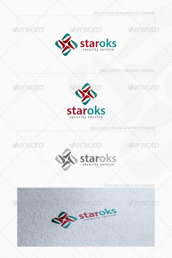 Staroks Logo