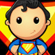 Superhero Mascot Character - GraphicRiver Item for Sale