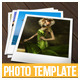7 Realistic Instant Photo Templates - GraphicRiver Item for Sale