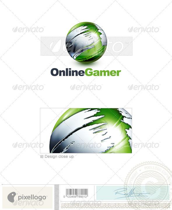 Communications Logo - 3D-466