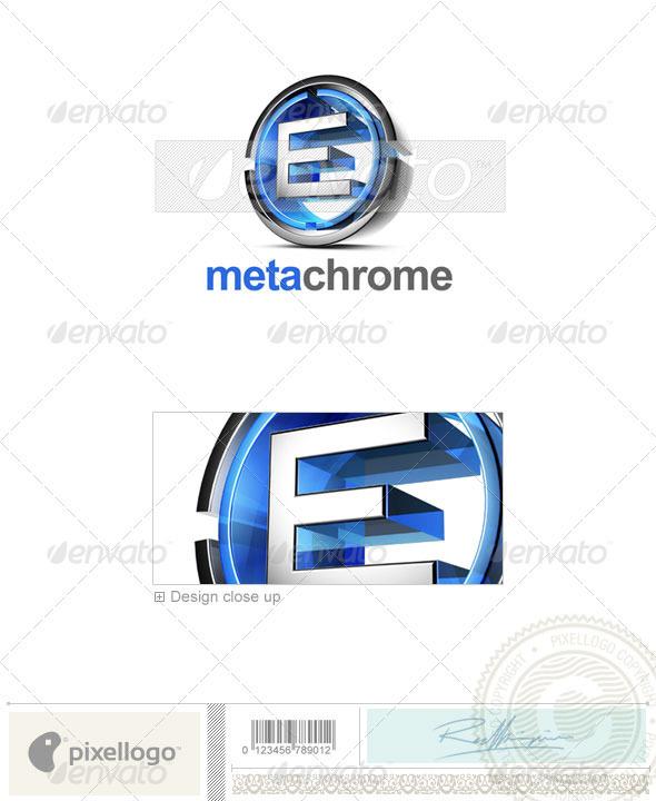 E Logo - 3D-476-E