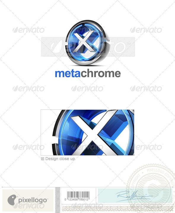 X Logo - 3D-476-X