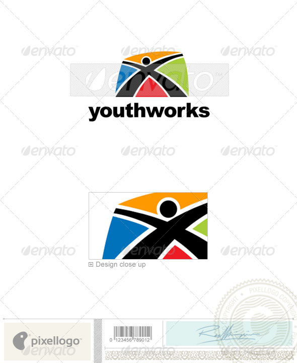 Business & Finance Logo - 270
