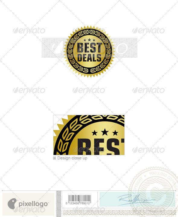 Business & Finance Logo - 2041