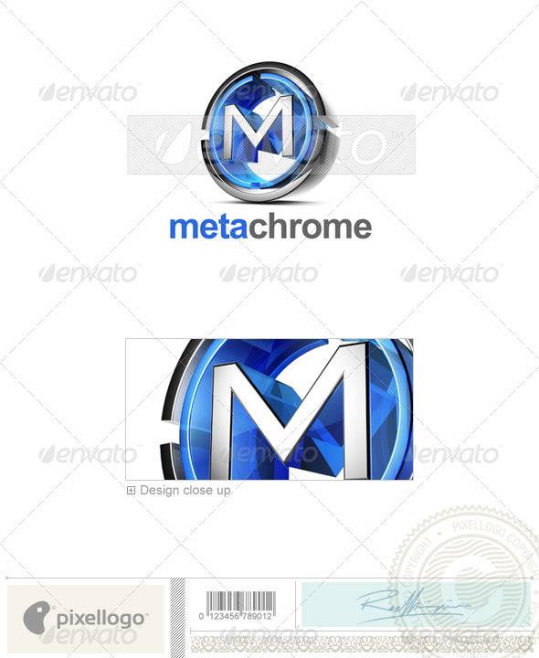 M Logo - 3D-476-M
