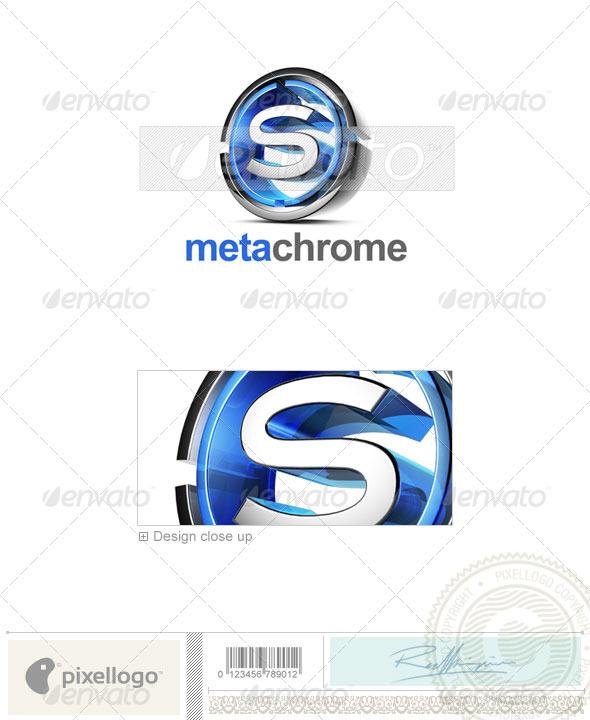 S Logo - 3D-476-S