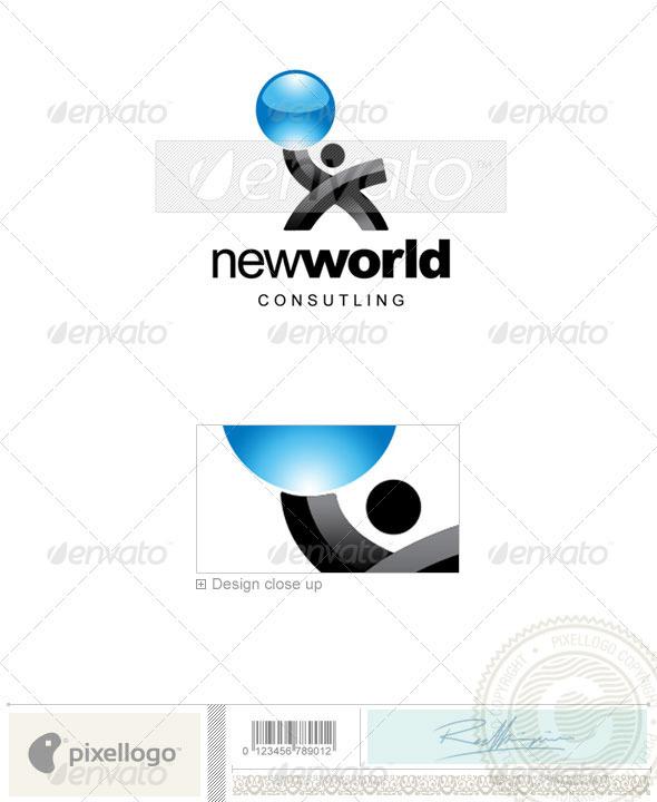 Business & Finance Logo - 2145
