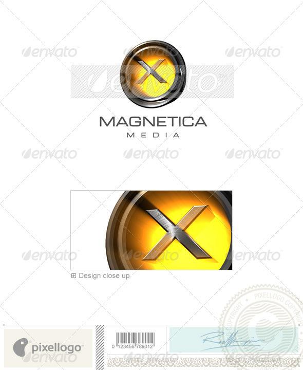 X Logo - 3D-238-X