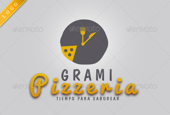 Grami Pizzeria/Restaurant Logo